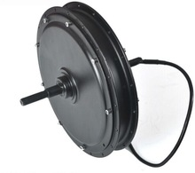 Good Performance 48v 500w rear motor with dc drive for E-bicycle
