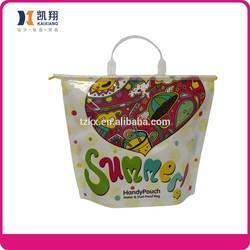 plastic waterproof tote bag