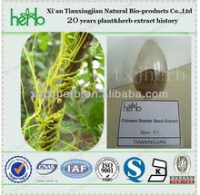 Chinese Dodder Seed Extract/Cuscuta chinensis/Semen Cuscutae 5:1