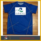 Guangzhou Lively OEM service Dry Fit 100% Polyester sublimated rugby jersey for men