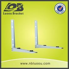 Mounting ac bracket split ac bracket