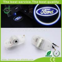 2015 China supplier car door logo projector light for for-d/ ghost light shadow light laser logo car door wholesale