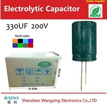 High Voltage 330uf 200v Capacitor Manufacturer