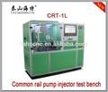 Prescion alta e melhor qualidade crt-1l common rail banco de ensaio de bancada de teste elétrico