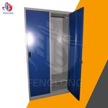 modular steel wardrobe door designs india for wholesales