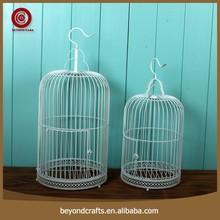 Modern garden decorative iron bird cage decorative