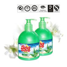 500ML hand wash with Aloe flavor