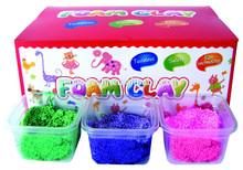 super foam clay