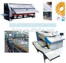 FORQU ISO9001 laundry automatic folding machine