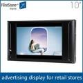 """Picapiedra 10"""" pequeña pantalla lcd de publicidad de la información digital de pantalla de 10 pulgadas lcd usb mp4 reproductor de vídeo"""