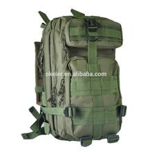 2015 New Army Green Military Tactical Rucksacks Camping Hiking Trekking Bag