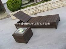 china supplier rattan furniture wicker furniture lounge table