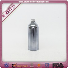 100ml 50ml aluminum bottle for perfume famous brand in dubai