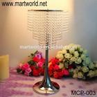 Crystal wedding centerpiece ,wedding table decoration for wedding decoration ,wedding table or party decoration MCP-003