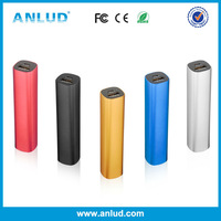 ALD-P15 2014 2600mah building in line power bank for cell phones