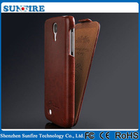 Factory Wholesale for galaxy note 2 back cover case, leather flip case for samsung galaxy note 2