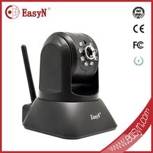 indoor wireless 1mp cmos sensor QR code scan security system camera