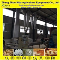 High Productive 25t/day Cassava Flour Production Line
