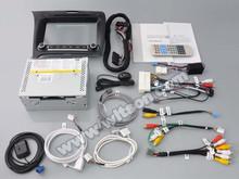 WITSON DOUBLE DIN CAR DVD GPS KIA K3 2013 WITH 1080P 1G DDR BLUETOOTH GPS WIFI 3G GPS