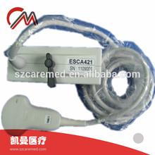 Compatible ultrasound probe, convex ultrasound probe,ESAOTE CA421 ultrasound probe for DU3/4/Caris Plus/My Lab15/20/25/30