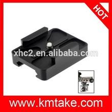 Práctico Mini cámara Track resbalador del carro de tren para la cámara de la