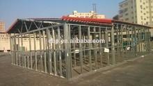 steel frame structure building warehouse in shenzhen