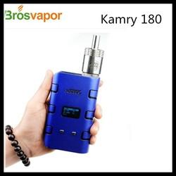 Kamry God 180 Mod with 3 pcs 18650 battery, high watts 180w mod, god 180 box mod