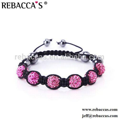 Gemstone Shamballa Bracelet Beads Gemstone Bracelets
