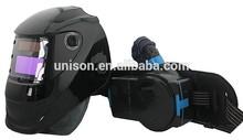 welding helmet with air circulation