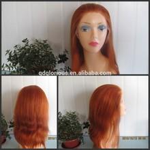 Perfect colour virgin human hair brazilian hair 350 full lace wig