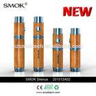 Hot!Hot!Hot!2014 best wooden ecig vaporizer 18650 mod Smoktech Silenus 3.6-6V 6-15W