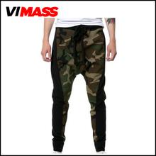 OEM/ODM service, fashion camo pants 2015 , custom cheap sweat pants for men