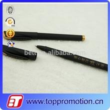 Promotional black body beautiful Gel Ink Pen