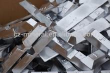bulk lead ingots pure lead ingot 99.994%