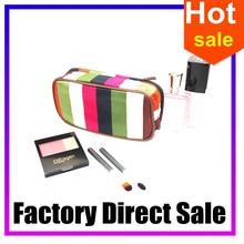 wholesale cute color makeup bag/Colorful makeup bags for travel/Colourful china makeup bag
