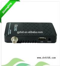 Free Watch digital satellite receiver Icone I-2000 Wifi With HD CA RG45 USB