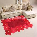 sell well Woven acrylic floor tiles price