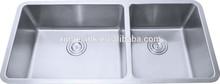 Hand washing sinks stainless sink of kitchen basin
