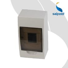 SAIP/SAIPWELL Hot Sales 112*200*66mm 4 Ways Indoor Waterproof TSM series Flush Mounted Distributing Box