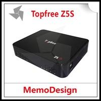 AZFOX Z5S Ipremium iptv with IKS &SKS Amazonas 61W nagravision 3 Youtube for south america enigma 3 dvb-s2 iptv in stock