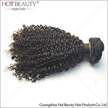 2014 Summer Promotion Virgin Malaysian Curly Hair Weft