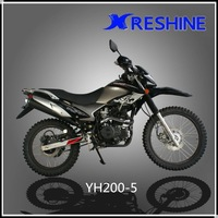 Chinese wholesale new dirt motorbike motocicleta 200cc