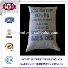 soda ash in carbonate