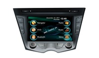 Newest High Perfermance Multi-functional car DVD player GPS Navigation with Radio bluetooth headunit for Hyundai Veloster