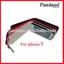 hot sale universal flip case new design phone case for iphone 5