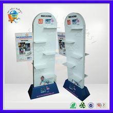 paper vegetable display shelf ,paper up pop display ,paper vase