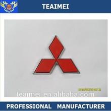 Plastic ABS Car Letter Badge auto badge emblem