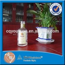 wholesale custom glass bottle coconut milk 200ml
