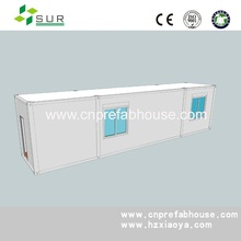 prefab shipping container house price/new house plan/container home