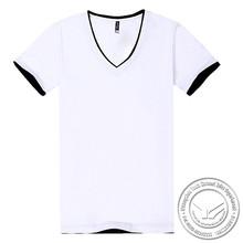 120 grams made in China silk/cotton hemp polyester spandex t shirt